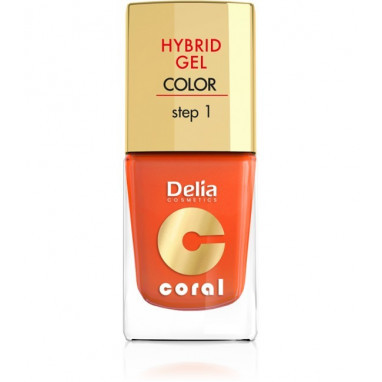 Delia Cosmetic Lak Hybrid gel 11ml 02
