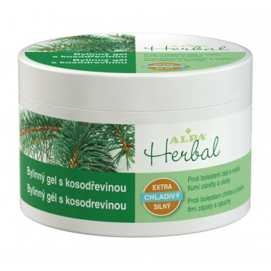 Alpa Herbal Gel bylinný s Kosodřevinou 250ml