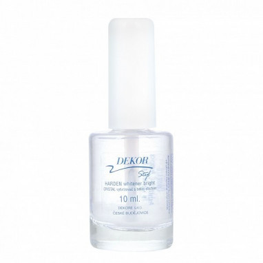 Dekor péče Hardener whitening bright 10ml