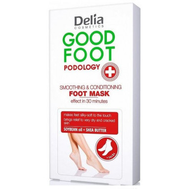 Delia Cosmetic Good Foot Maska na nohy 10ml