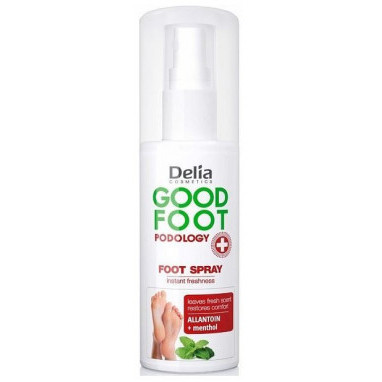 Delia Cosmetic Good Foot Sprej osvěžující 100ml