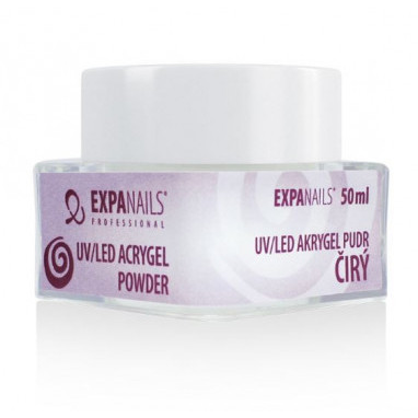 Expa Nails Akrygel Pudr Clear 40ml