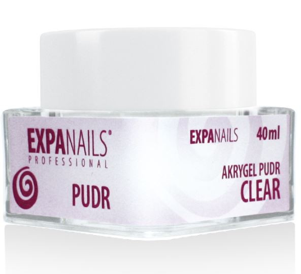 Expa Nails Acrygel Pudr Clear 10ml