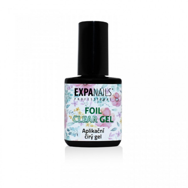 Expa Nails Foil clear gel 15ml
