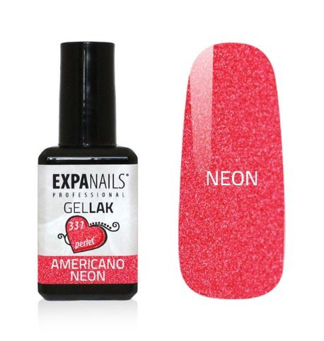 Expa Nails Gel lak Red collection