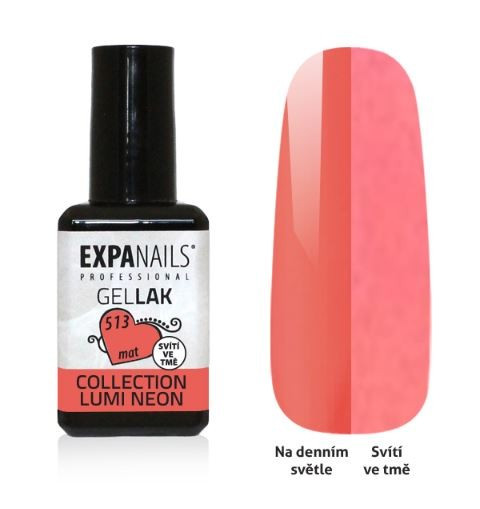 Expa Nails Gel lak LUMI