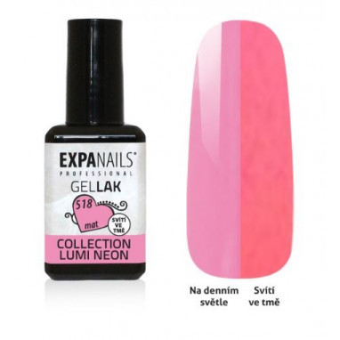 Expa Nails Gel lak LUMI 7ml 518