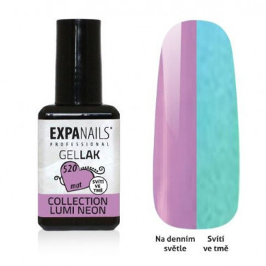 Expa Nails Gel lak LUMI 7ml 520