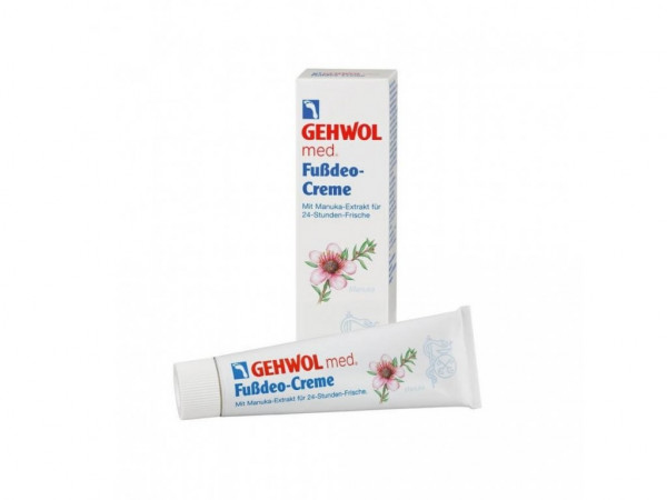 Gehwol Med Fussdeo creme 75 ml
