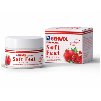 Gehwol Fusskraft Soft Feet Butter Granátové jablko 100ml