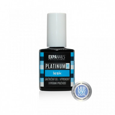 Expa Nails Lesk Platinum gel 11ml