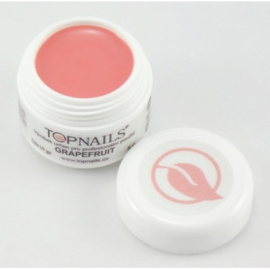 Topnails UV Gel barevný Full 5g Grapefruit