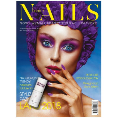 Časopis Nails trendy 2018 N3