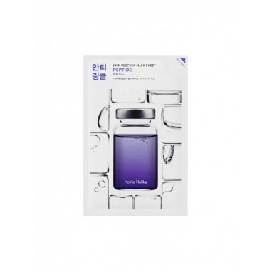 Holika Holika Mask Skin Rescuer Sheet  Peptide 20ml