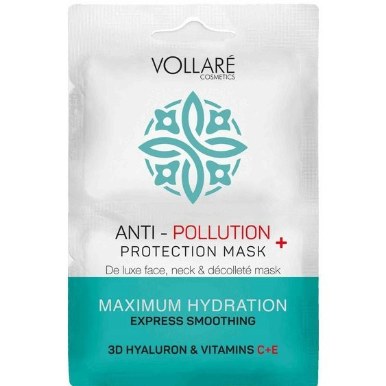 Vollaré Maska Anti-Pollution 2x5ml